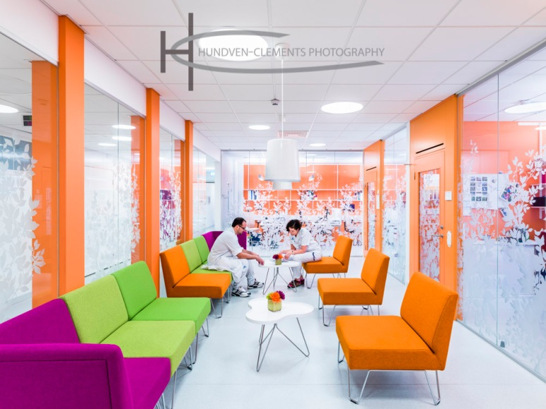 IVF Centre Novum, Stockholm, Sweden, Link Arkitektur AS