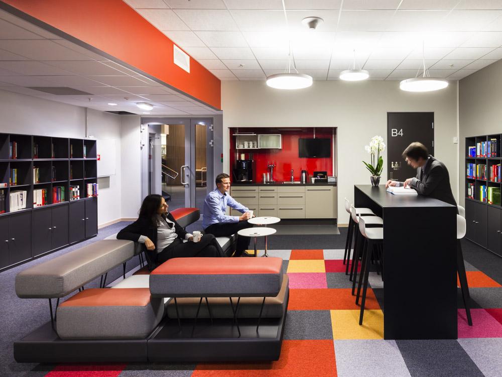 Scandinavian Office Design