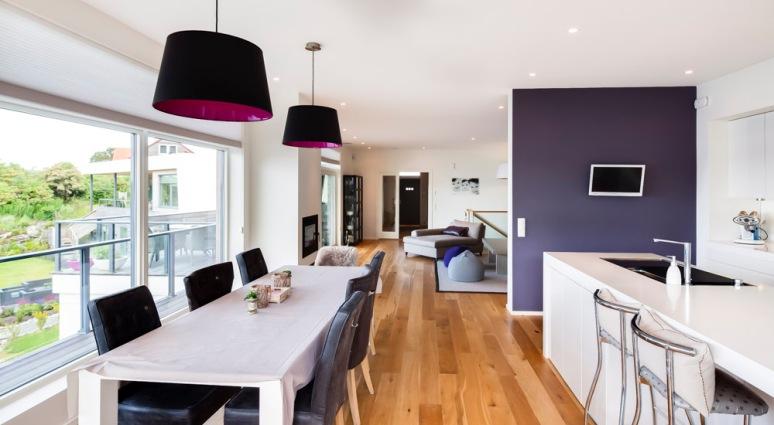 Contemporary scandinavian interior design.
