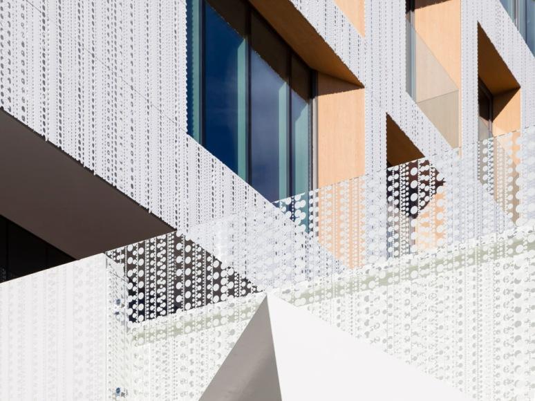 Skandion Klinikken & Hotel Von Kraemer, Uppsala, Sweden designed by Link Arkitektur.