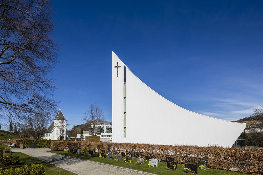 Modern Architecture Church Design